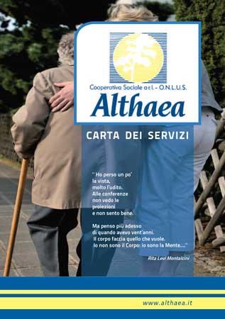 Althaea Carta dei servizi